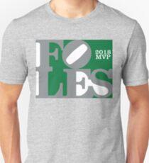 Nick Foles Love Park Unisex T-Shirt