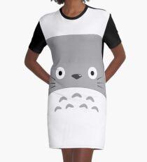 My Neighbor Totoro- Studio Ghibli Graphic T-Shirt Dress