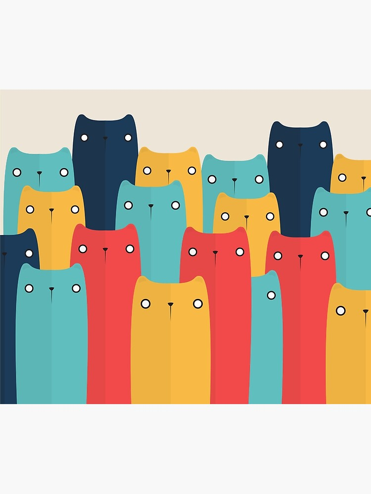 Cats by volkandalyan