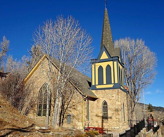 St. Paul's Episcopal Church  by Robert Meyers-Lussier