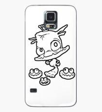 Munch n' Friends Tee Case/Skin for Samsung Galaxy