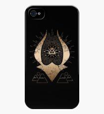 Nicol Bolas - MTG - Planeswalker - Hour of Devastation - Logo Motif - Magic the Gathering iPhone 4s/4 Case