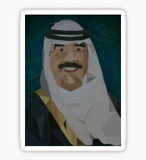 Saddam Hussein  Sticker