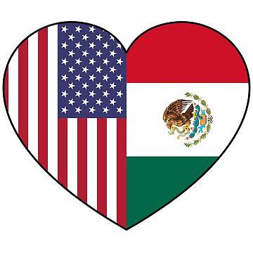 USA & Mexico by schembri211