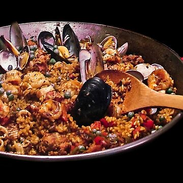 Paella! by heatherfriedman