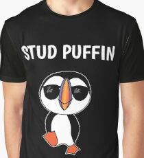 Stud Puffin Graphic T-Shirt