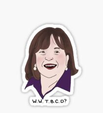 What Would The Barefoot Contessa Do? Sticker