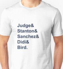 Yankees sticker Unisex T-Shirt