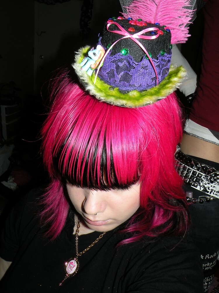 My Little Pony Mini Top Hat by ToxicHeart