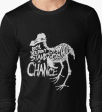 Dodo Chance WHITE  Long Sleeve T-Shirt