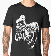 Dodo Chance WHITE  Men's Premium T-Shirt
