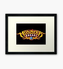 Monster Garage Merchandise Framed Print