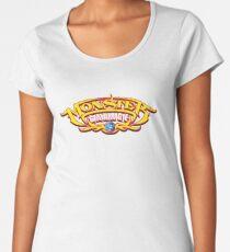 Monster Garage Merchandise Women's Premium T-Shirt