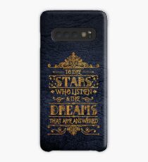 To the stars who listen Case/Skin for Samsung Galaxy