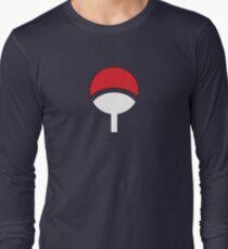 Uchiha Sasuke T-Shirt Long Sleeve T-Shirt