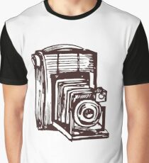retro camera Graphic T-Shirt