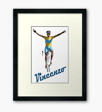 Vincenzo Framed Print