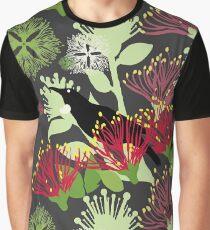 Kiwi Christmas Graphic T-Shirt