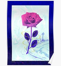 Arien Rose Poster