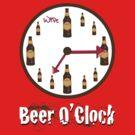 Beer O'Clock by shanmclean