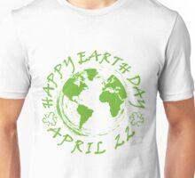 Earth Day Celebration 1 Unisex T-Shirt