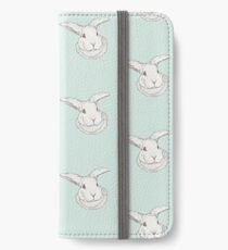Boris the Rabbit iPhone Wallet/Case/Skin