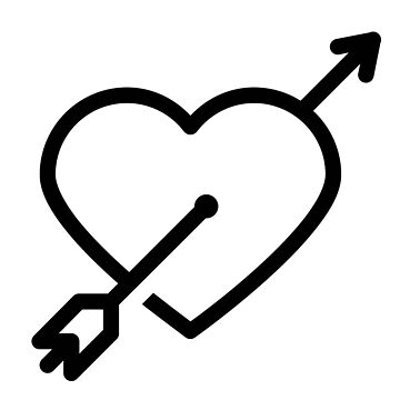 Heart and arrow by Misterfreaks
