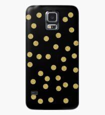 Specks of Gold Case/Skin for Samsung Galaxy