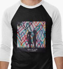 Kygo Kids in Love tour 2018 Men's Baseball ¾ T-Shirt
