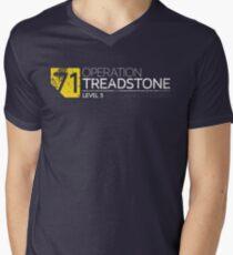 Operation Treadstone Men's V-Neck T-Shirt