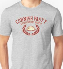 Cornish Pasty Appreciation Society Unisex T-Shirt