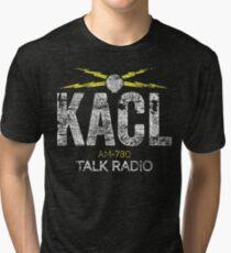 KACL AM-780 Talk Radio Tri-blend T-Shirt