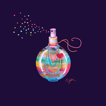 Love Potion by karin