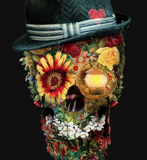 Skull Lover by RIZA PEKER