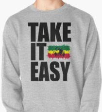 TAKE IT EASY Pullover