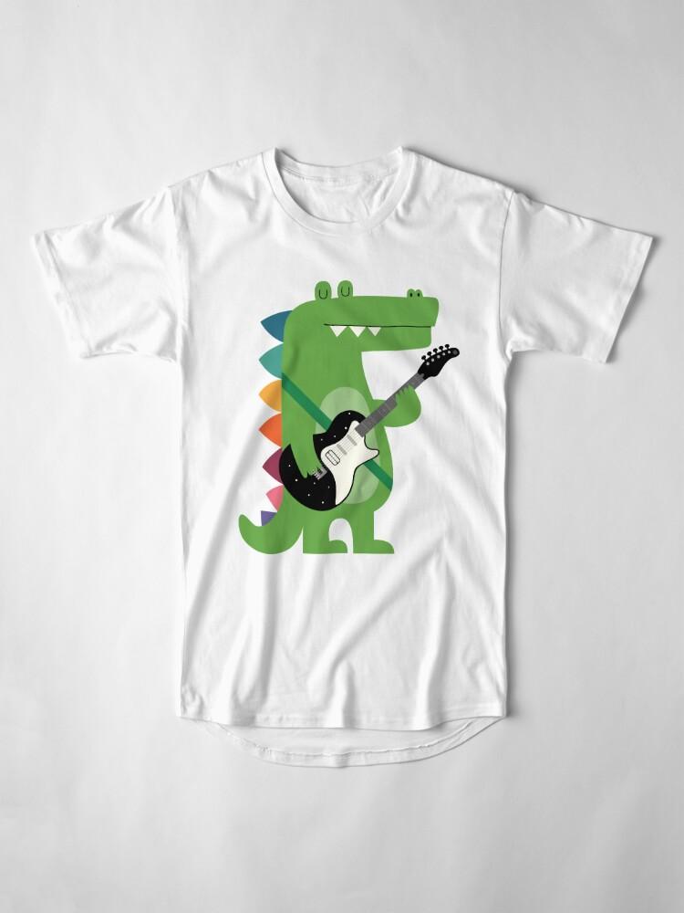 Alternate view of Croco Rock Long T-Shirt