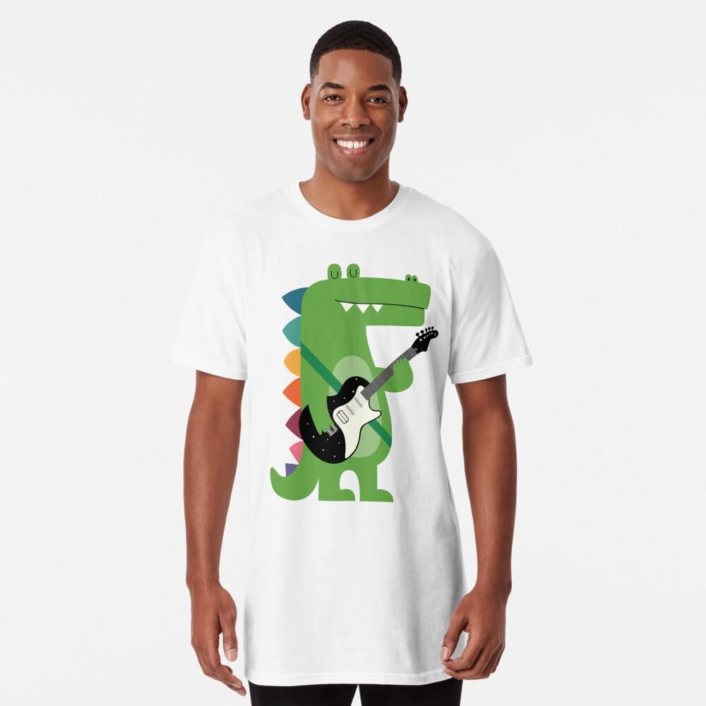 Croco Rock Long T-Shirt