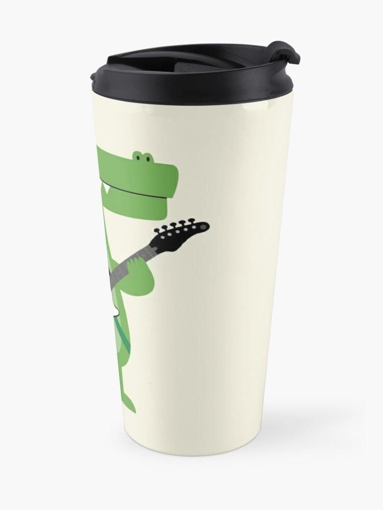 Alternate view of Croco Rock Travel Mug