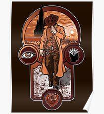 The Gunslinger's Creed. Poster