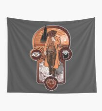 The Gunslinger's Creed. Wall Tapestry