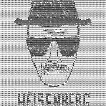 Heisenberg by Misterfreaks