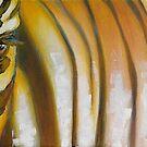 Zebra at Sunset by Cherie Roe Dirksen