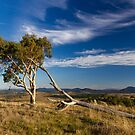 The Pinnacle, Canberra, Australia, 2015 by Graham Schofield