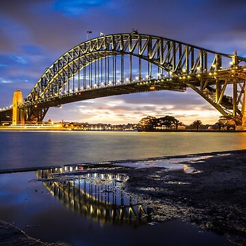 The Bridge and its twin by PhotosbyM