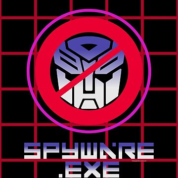SPYWARE.EXE by Gherkin