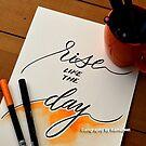 RISE LIKE THE DAY by Kamaljeet Kaur