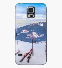 Skis Case/Skin for Samsung Galaxy