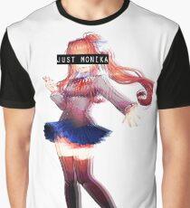 Just Monika Graphic T-Shirt