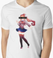 Just Monika Men's V-Neck T-Shirt