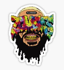 flatbush Sticker